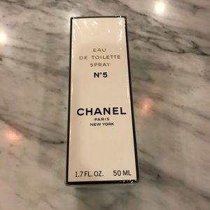 Other - Chanel perfume 1.7 FL.0Z 50 ML brand new